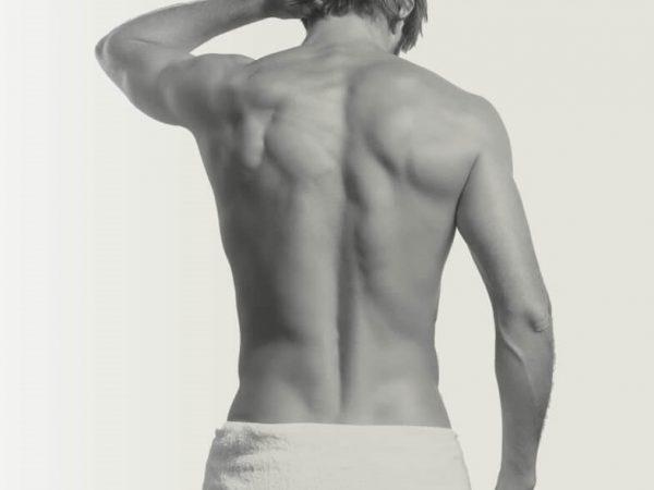 depilación masculina espalda