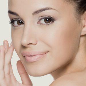 depilación femenina rostro