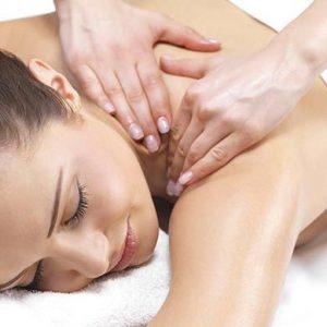 masaje de relajación